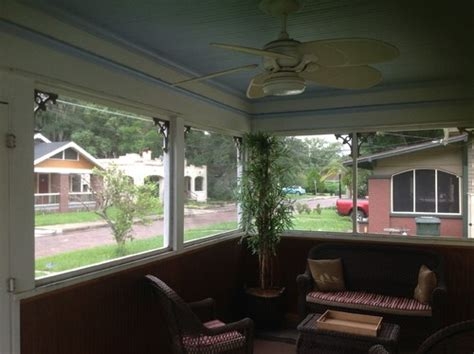 turn screen porch into florida sun room