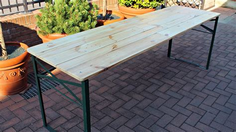 Pallet Wooden Table Diy Design Tavolo Fai Da Te