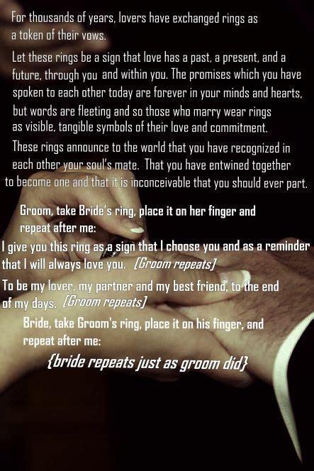 pin  vows