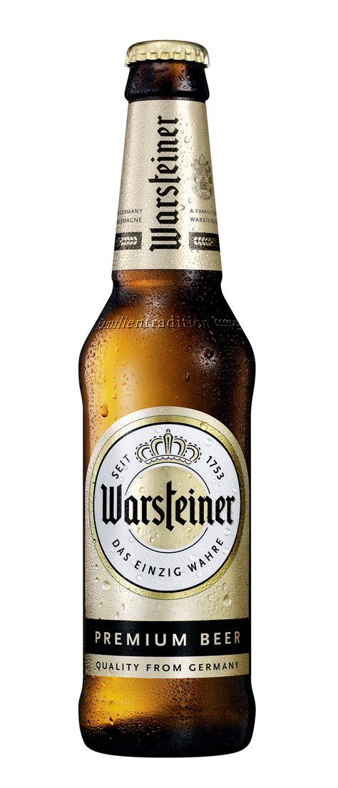 bier warsteiner prem verum amstein sa der bierbotschafter