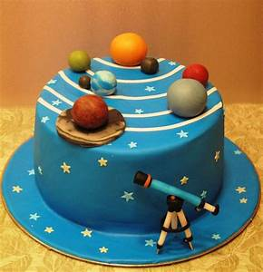Solar System Cake Toppers - Pics about space