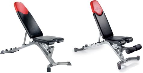 bowflex 3 1 adjustable bench bowflex selecttech 5 1 and 3 1 adjustable benches