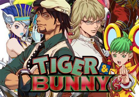 Anime Baru 2018 Juli Tiger Bunny Beberkan Serial Anime Baru Gwigwi