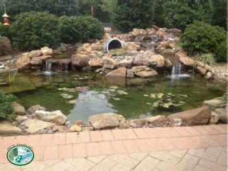 Certified Aquascape Contractor by Master Pond Contractor Tx Decatur Tx Arlington