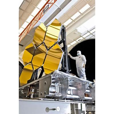 NASA - NASA's Webb Telescope Completes Mirror-Coating
