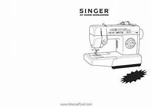 Singer Cg