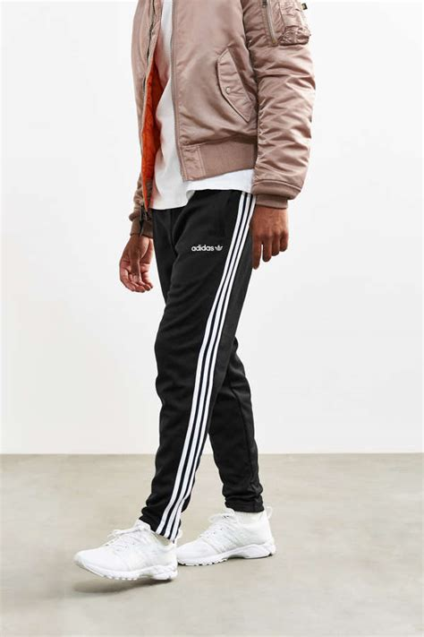 Adidas Uo Fitted Track Pant Urban Outfitters