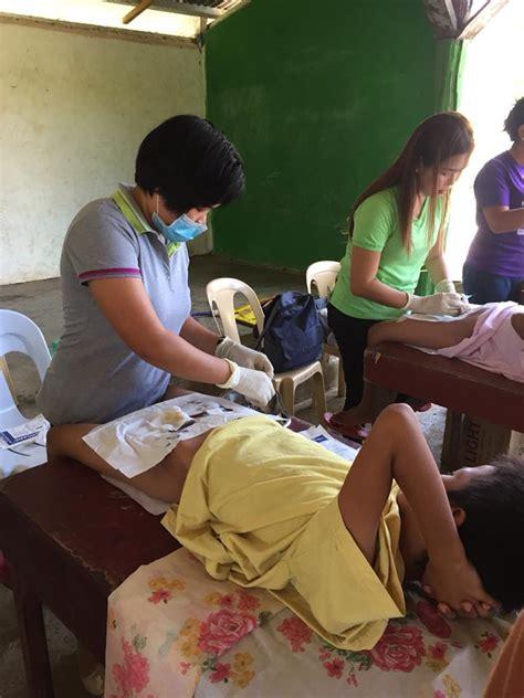 barangay operation tuli  rhu sison rural health