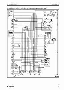 Komatsu Hydraulic Excavator Galeo Pc200