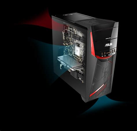 performances du bureau pour windows aero g11cd ordinateurs de bureau asus
