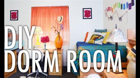 Diy Dorm Room Design Challenge With Mr. Kate