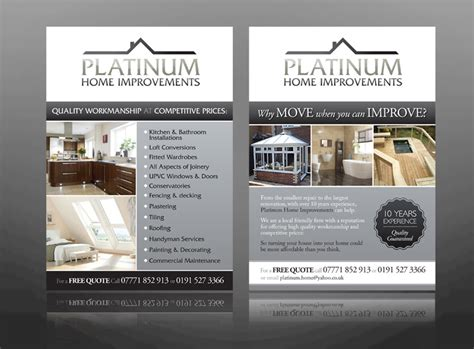modern bathroom renovation ideas the leaflet guru leaflet flyer design printing service