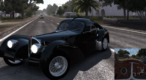 The type 57sc chassis was the combination of the supercharged 57c engine with the low and short 57s chassis used for racing. Released - StarGT :1938 Bugatti Type 57SC Atlantic Coupe ...