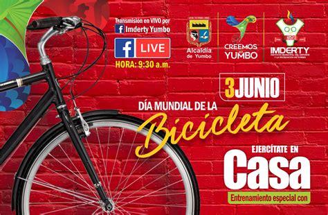 En algunos países como china e india la bicicleta es el principal medio de transporte. ¡ Celebra el Día Mundial de la Bicicleta con nosotros ! - IMDERTY