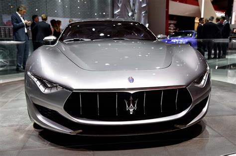 black maserati sports car maserati alfieri coming to wow sports car lovers