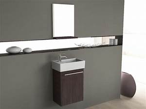 Waschbecken Mit Ablage : badm bel set inkl spiegel mit ablage und keramik ~ Lizthompson.info Haus und Dekorationen