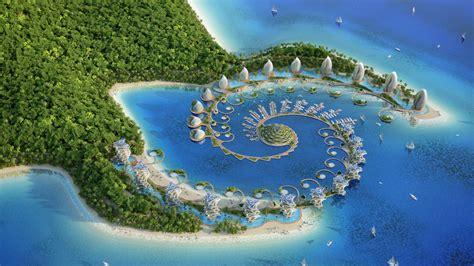 imagenes el impresionante eco resort proyectado