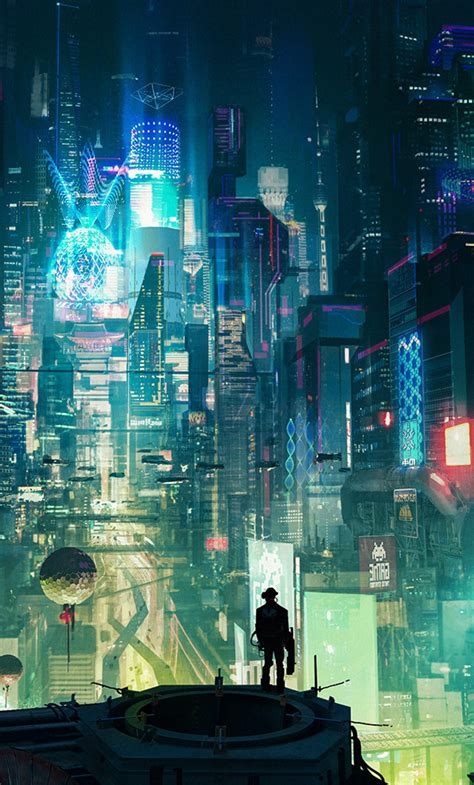 This image cyberpunk 2077 background can be download from android mobile, iphone, apple macbook or windows 10 mobile pc or tablet for free. 1280x2120 Cyberpunk City iPhone 6+ HD 4k Wallpapers, Images, Backgrounds, Photos and Pictures