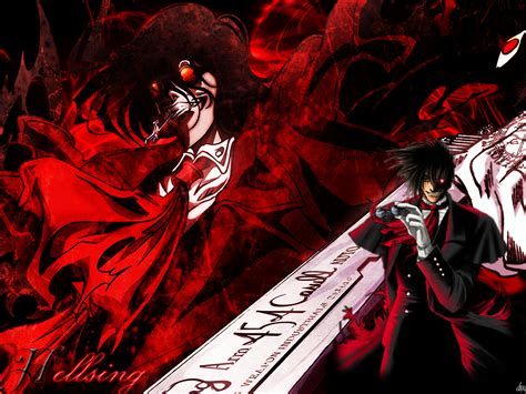 animecheck hellsing anime 4 all hellsing anime wallpapers