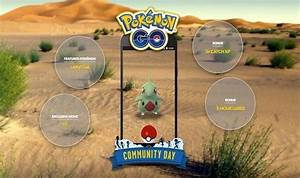 Oster Event Pokemon Go : pokemon go community day countdown larvitar event end time shiny news smack down move ~ Orissabook.com Haus und Dekorationen