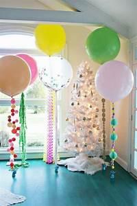 decoration avec des ballons plus de 60 photos pour vous With salon de jardin contemporain 9 l vase en verre un joli detail de la deco