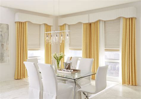 Drapery Treatments by Upholstered Cornices Drapery Connection