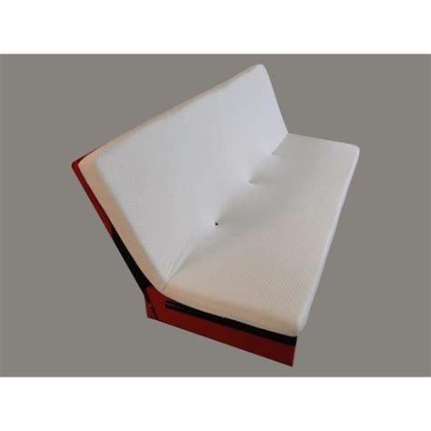 matelas pour canapé clic clac mobilier design sur atoutdesign fr