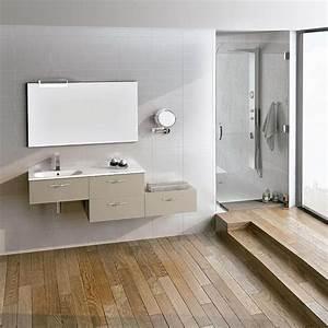 Meuble Tiroir Salle De Bain : meuble salle de bain 180 cm 4 tiroirs play ~ Teatrodelosmanantiales.com Idées de Décoration
