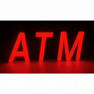 Mystiglo In Light LED ATM Sign Sam s Club