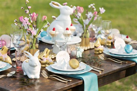 rustic chic easter brunch pizzazzerie