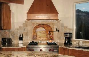 tiles for kitchen backsplash tuscan backsplash tile wall murals tiles backsplashes