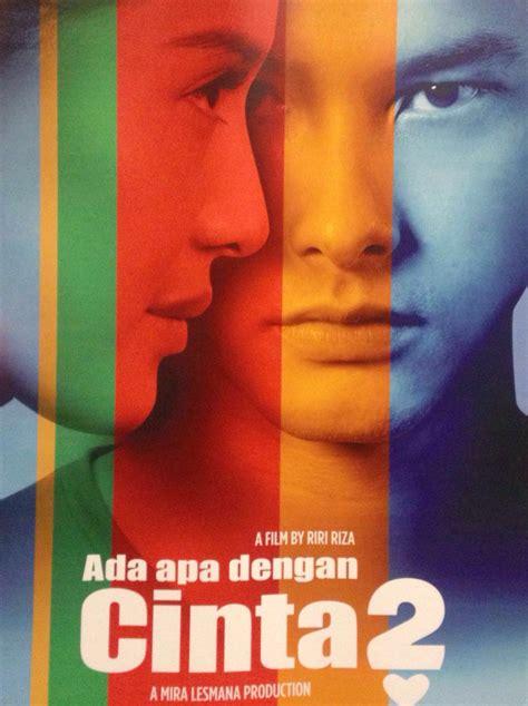 Ada Apa dengan Cinta? 2 - Wikipedia Bahasa Melayu ...