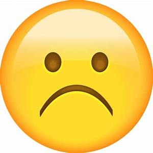 Download Very Sad Emoji Image in PNG | Emoji Island