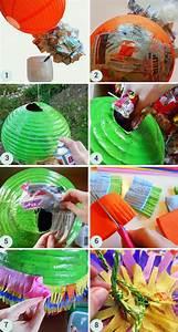 Comment Fabriquer Une Pinata : diy une pi ata d 39 anniversaire berceau magique ~ Dode.kayakingforconservation.com Idées de Décoration
