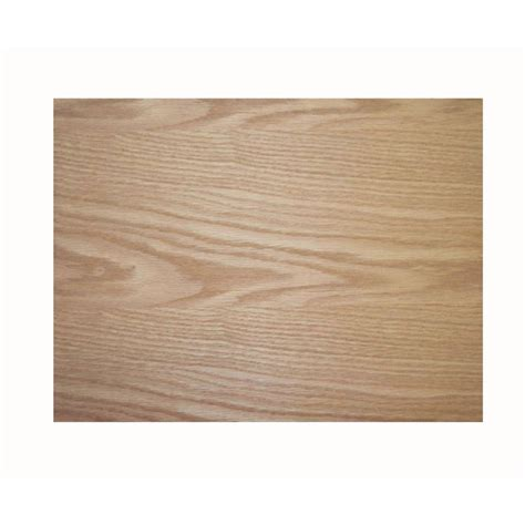 oak plywood lowes shop 1 4 x 4 x 8 oak plywood at lowes com