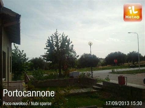 Porto Cannone by Foto Meteo Portocannone Portocannone Ore 15 30