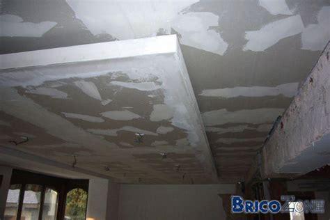 comment faire faux plafond salle bain faux plafond salle de bain ossature bois