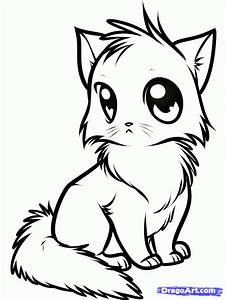 Dragoart-Cute-Animal-Coloring-Pages.gif (800×1070) | Chibi ...
