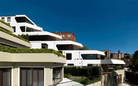 futuristic apartment  luigi rosselli architects