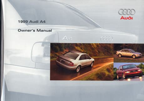 front cover audi  owners manual  bentley