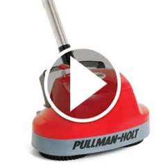 the hard floor scrubber with spray applicator hammacher