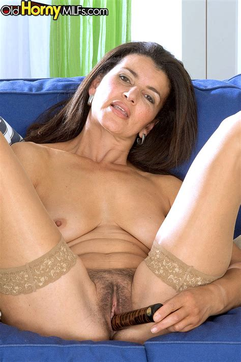 Older Full Bush Milf Mature Sex