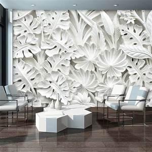 Wall Art Tapete : vlies fototapeten fototapete tapete foto 3d abstraktion weiss blumen 10052 ve for sale eur 1 ~ Eleganceandgraceweddings.com Haus und Dekorationen