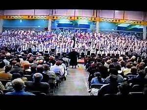 National Childrens Choir sing the Irish National Anthem ...
