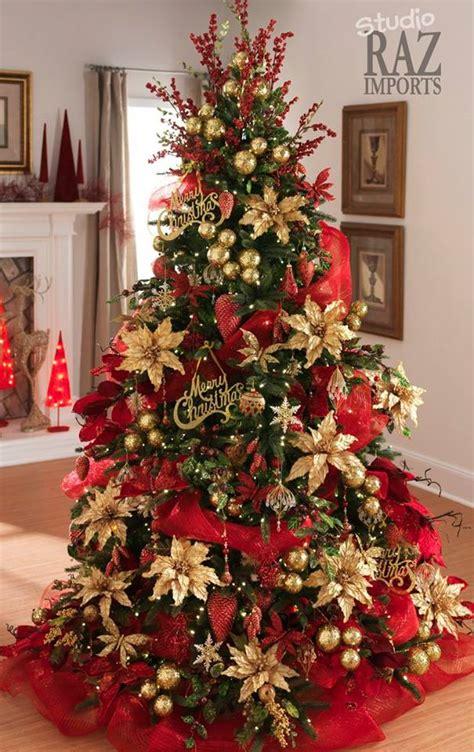 ideas para decoracion de arbol o pino de navidad 2017 2018