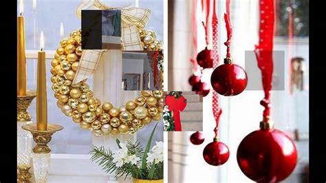 ideas de decoracion de navidad en casa youtube