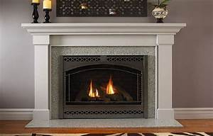 Contemporary gas fireplace design ideas modern fireplace for Gas fireplace design ideas