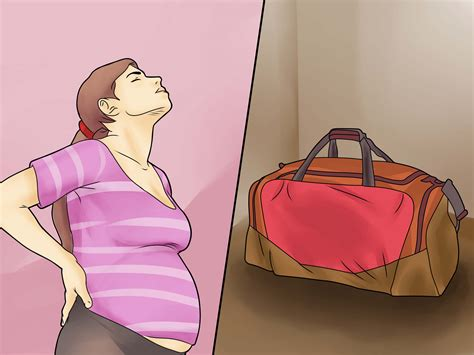 3 Ways To Time Contractions Wikihow