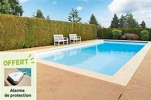 Piscine En Kit Polystyrène : kit piscine polystyr ne 8 00 x 4 00 m escalier d 39 angle ~ Premium-room.com Idées de Décoration