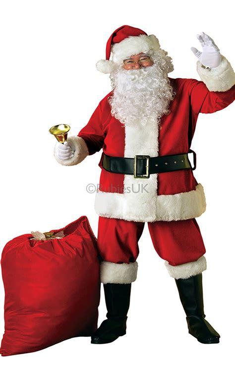 santa costume ireland deluxe velvet santa suit fancy dress costumes supplies ireland littlestarparties